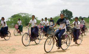 Una bicicleta cambia su vida